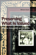 Preserving What is Valued book cover