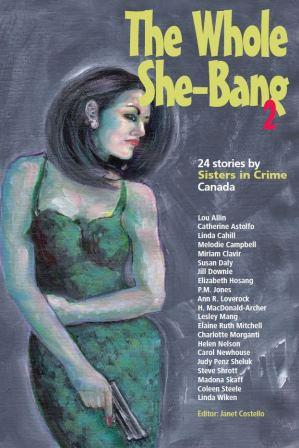 The Whole She-Bang book cover